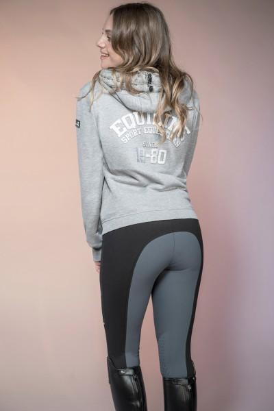 Equiline Hoodie Kia, grey