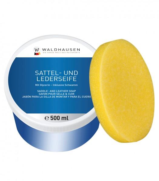 Sattel- & Lederseife in der Dose, 500ml