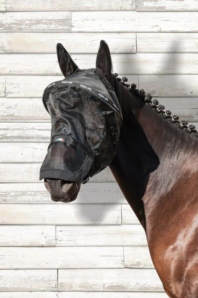 Fliegenmaske Benson, black
