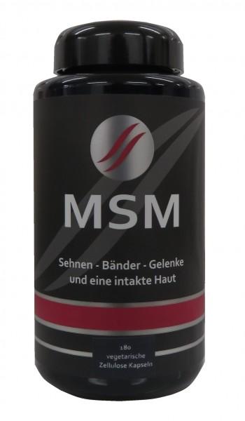 MSM 100% Kapseln