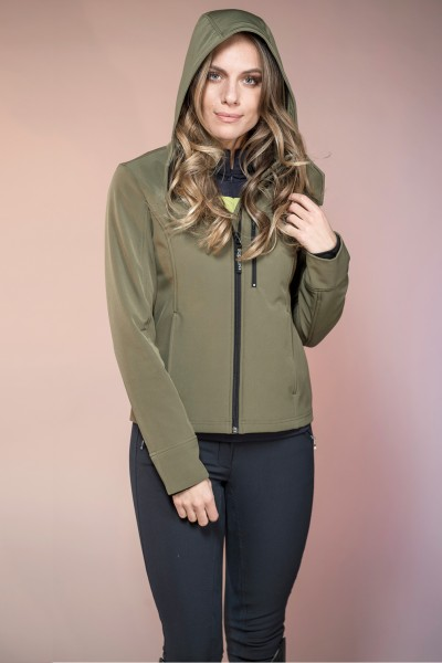 Equiline Softshell Jacke Saby