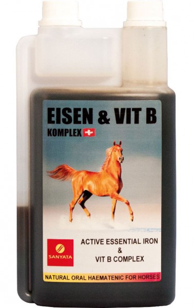 Eisen- & Vit B Komplex