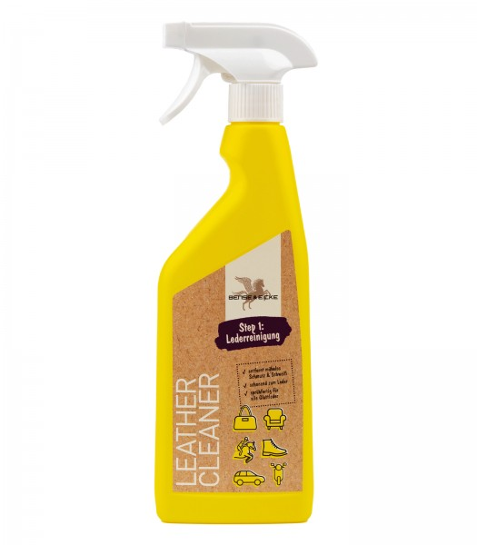 Leather Cleaner, 500ml