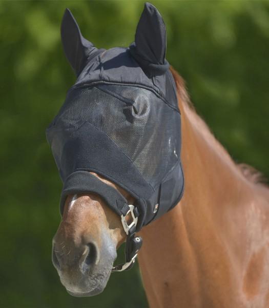 Fliegenmaske Premium mit Ohrenschutz