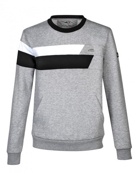 Equiline Sweater Ematite für Herren, grau