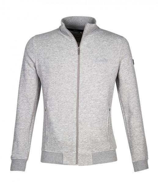 Equiline Full Zip Sweatshirt Ivy