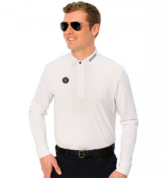 Showshirt Daniel, White