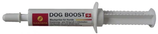 Dog Boost