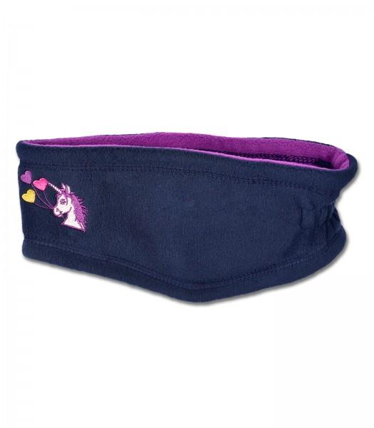 Stirnband Lucky Caja, nachtblau