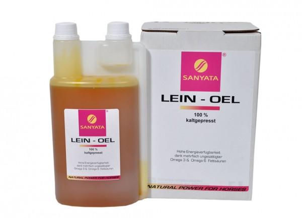 Lein-Oel 100%