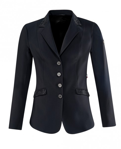 Equiline Turnierjacket Gertrude, black